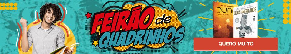 Feirão de Quadrinhos - Aniversário EV